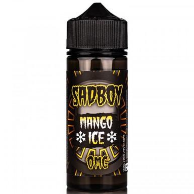 Mango Ice E Liquid 100ml Shortfill By Sadboy