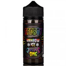 Rainbow Ice E Liquid 100ml Shortfill By Sadboy