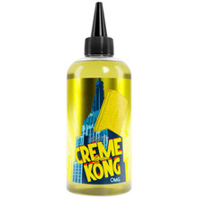 Lemon Creme Kong E Liquid 200ml by Retro Joe
