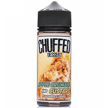 Apple Crumble & Custard E Liquid 100ml by Chuffed Desserts