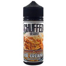 Toffee Ripple Ice Cream E Liquid 100ml by Chuffed Desserts