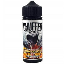 Summer Fruit Fizzy Soda E Liquid 100ml by Chuffed