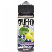 Apple & Blackcurrant E Liquid 100ml by Chuffed Fruits