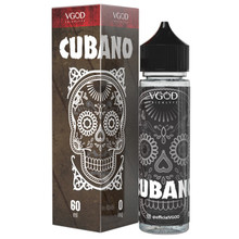 Cubano E Liquid 50ml by VGOD