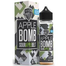 Iced Apple Bomb E Liquid 50ml by VGOD