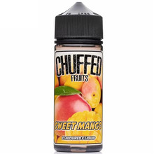 Sweet Mango E Liquid 100ml by Chuffed Fruits
