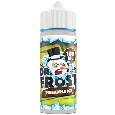 Pineapple Ice E Liquid 100ml by Dr Frost