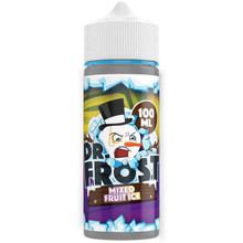 Mixed Fruit Ice E Liquid 100ml by Dr Frost