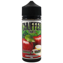 Apple Mint E Liquid 100ml by Chuffed Fruits