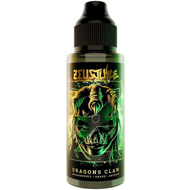 Dragons Claw E Liquid 100ml by Zeus Juice