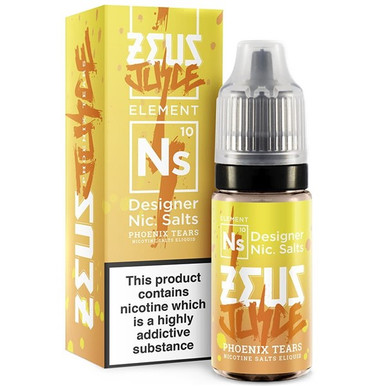 Phoenix Tears Nic Salt E Liquid 10ml by Zeus Juice