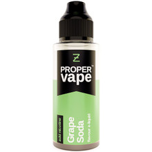 Grape Soda E Liquid 100ml by Proper Vape