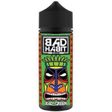 Bad Green E Liquid 100ml by Bad Habit
