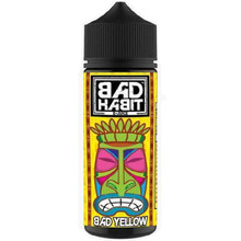 Bad Yellow E Liquid 100ml by Bad Habit