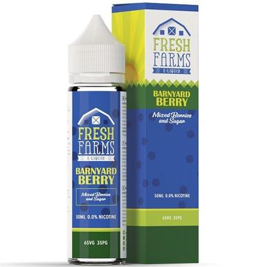 Barnyard Berry E Liquid 50ml by Fresh Farms