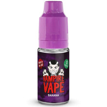 Banana E Liquid 10ml By Vampire Vape