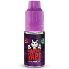 Banoffee Pie E Liquid 10ml By Vampire Vape