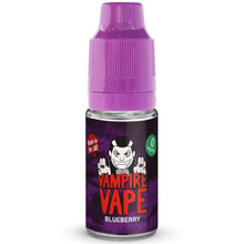 Blueberry E Liquid 10ml By Vampire Vape