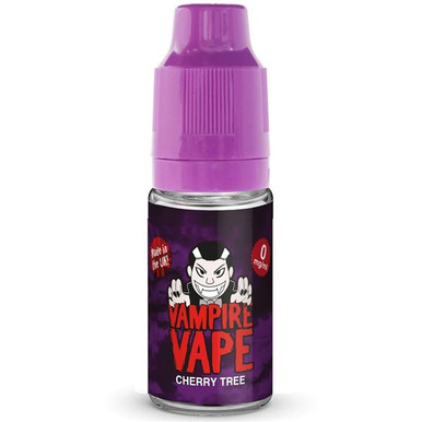 Cherry Tree E Liquid 10ml By Vampire Vape