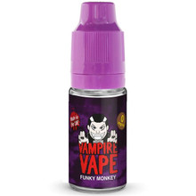 Funky Monkey E Liquid 10ml By Vampire Vape