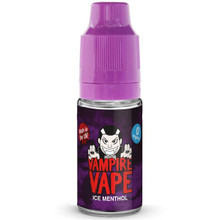 Ice Menthol E Liquid 10ml By Vampire Vape