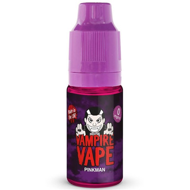 Pinkman E Liquid 10ml By Vampire Vape