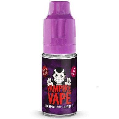 Raspberry Sorbet E Liquid 10ml By Vampire Vape