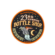 23rd Avenue Bottle Shop Patch