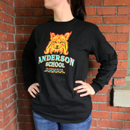 Anderson Bobcat Long Sleeve T-Shirt