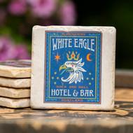White Eagle Coaster