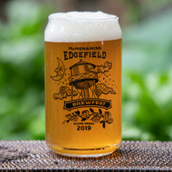 Edgefield Brewfest Can Glass