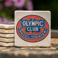 Olympic Club Coaster