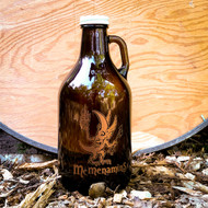 Copper Moon 32oz Glass Growler