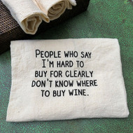 Hard to Buy For Bar Towel