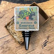 Edgefield Black Rabbit Wine Stopper