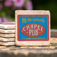 Chapel Pub Coaster