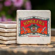 Ringlers Pub Coaster