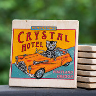 Crystal Hotel Trivet