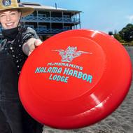Kalama Harbor Lodge Flying Disk