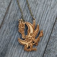 Coppermoon Necklace