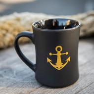 Kalama Anchor Coffee Mug
