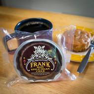 "Frank Rum Apple Pecan Cake 3.5"""