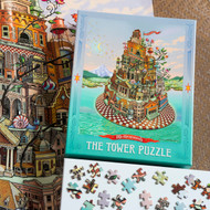 McMenamins Puzzle #1 The Tower