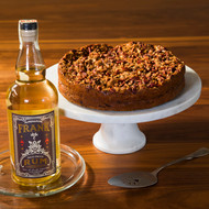 "McMenamins Frank Rum Apple Pecan Cake 9"""