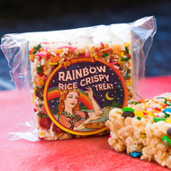 Rainbow Rice Crispy Treat