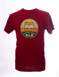 Kris Kringle Ale Vintage Logo T-Shirt