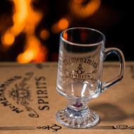 McMenamins Spirits Irish Coffee Footed Glass