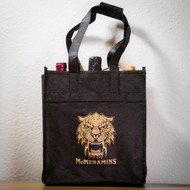 Sabertooth 6-Bottle Tote Bag