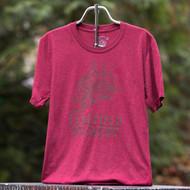 Edgefield Brewery Barrel Goat T-Shirt