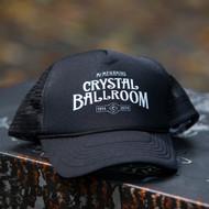 Crystal Ballroom Est 1914 Trucker Hat